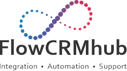 FLOW CRM HUB | Automation | Zoho Consultants