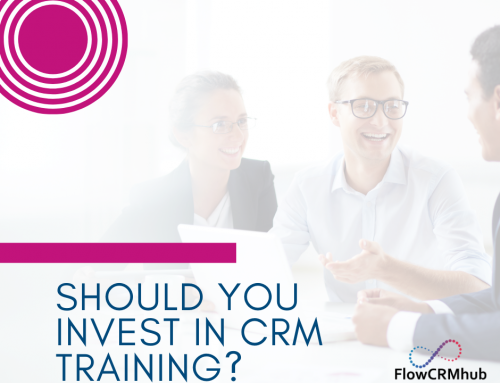 Maximise your CRM Platform with a Trained Team