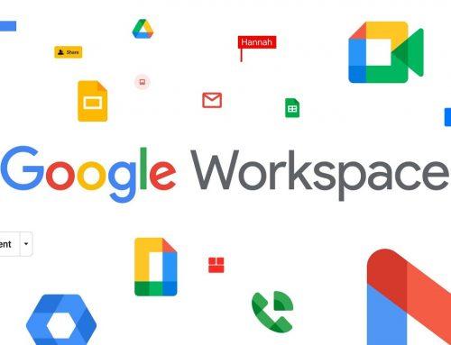 Gsuite is now Google Workspace