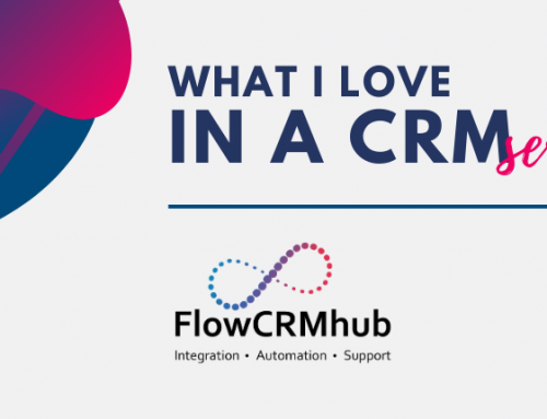 ONE thing I love about using a CRM